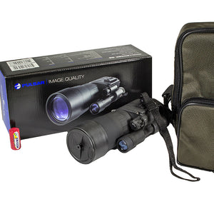 Pulsar Challenger GS 2.7x50 CF-Super Gen1+ Night Vision Scope, full kit