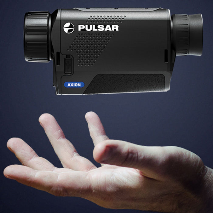 Pulsar Axion Series Thermal Imaging Scopes | XM30 | XM38