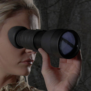 Pulsar Challenger GS 4.5x60 CF-Super Gen1+ Night Vision Scope, in use