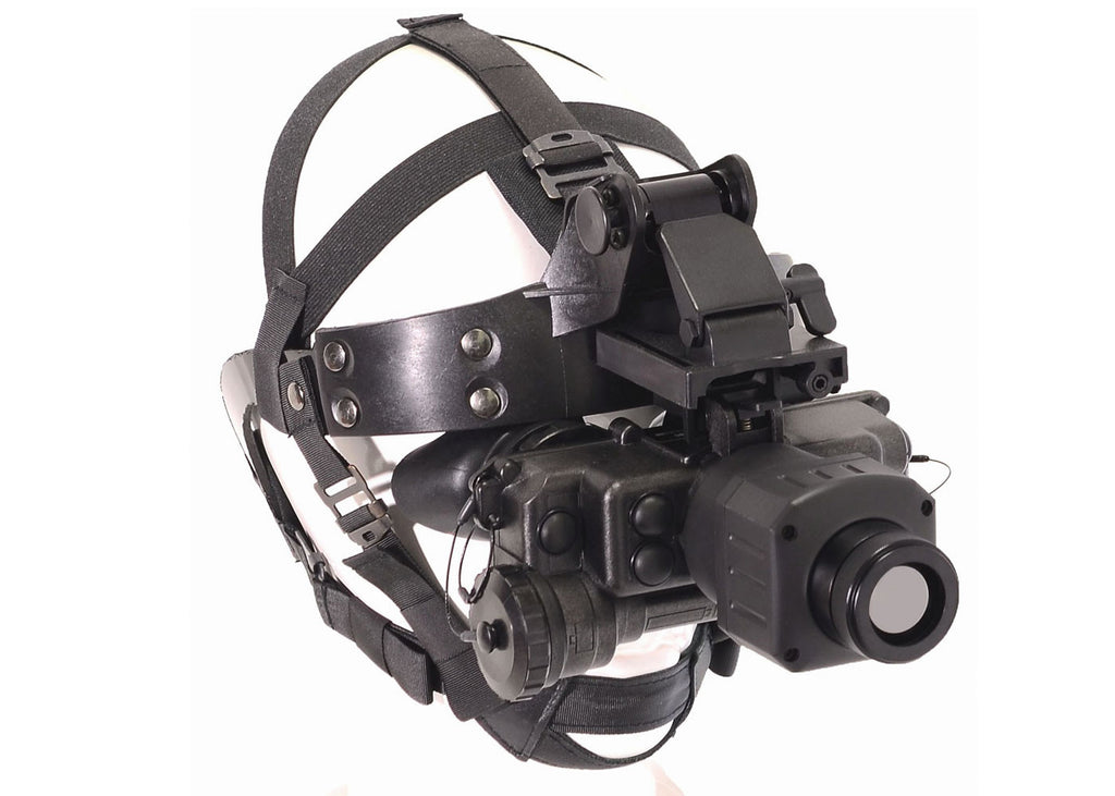 GSCI TIG-7-DX384 Thermal Imaging Goggles. Exportable and ITAR-free.