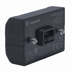 Pulsar IPS5 B-Pack Quick-Change Battery showing quick-change lever pin mounts