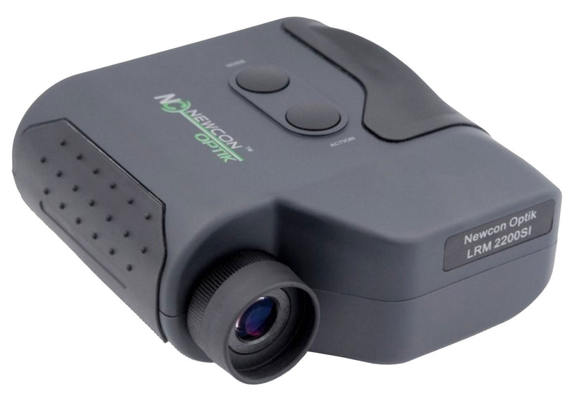 Newcon LRM-2200SI Laser Range Finder Monocular, 1.37-Mile Range, Speed Detection, Compass, Inclinometer