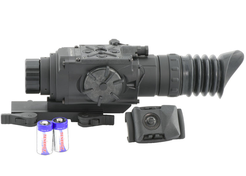 Armasight Predator 336 2-8x25 Thermal Imaging Hunting Scope, full kit