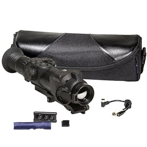 Pulsar Apex Series Thermal Hunting Scopes, full kit