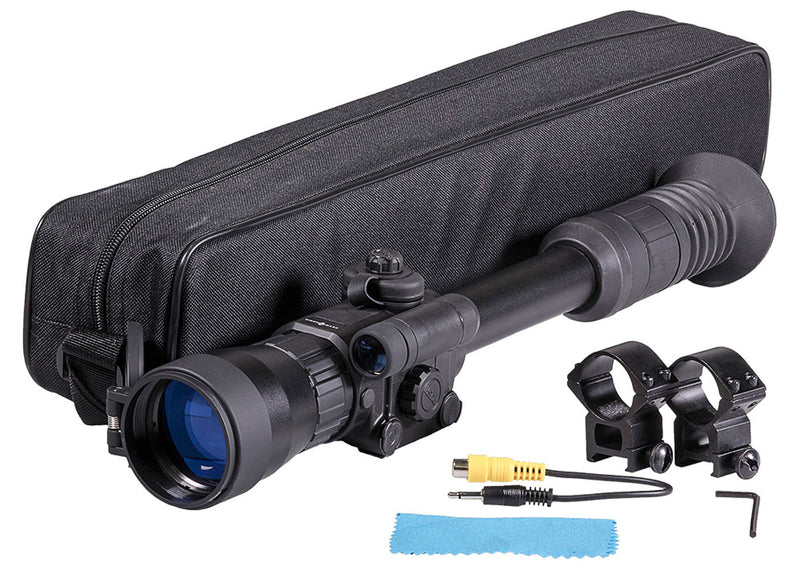 Sightmark Photon-XT 6.5x50 Digital Night Vision Hunting Scope, full kit