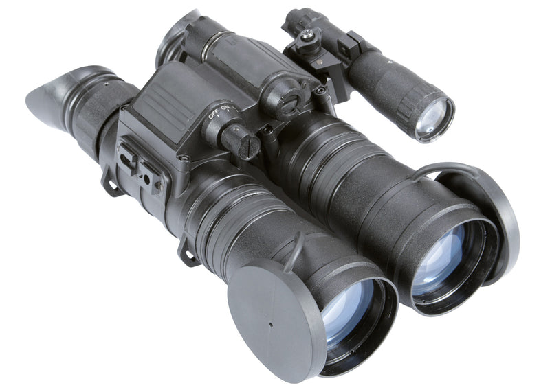 Armasight Eagle Gen2+ Night Vision Binoculars, with available accessory infrared illuminator