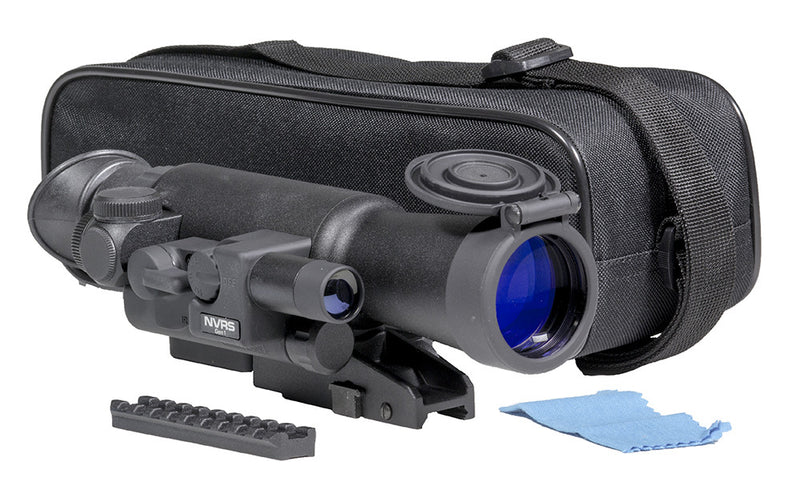 Firefield NVRS 3x42 Gen1+ Night Vision Hunting Scope, full kit