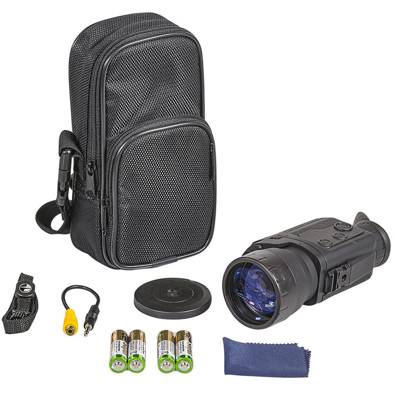 Pulsar 550R Digital Night Vision Scope, full kit