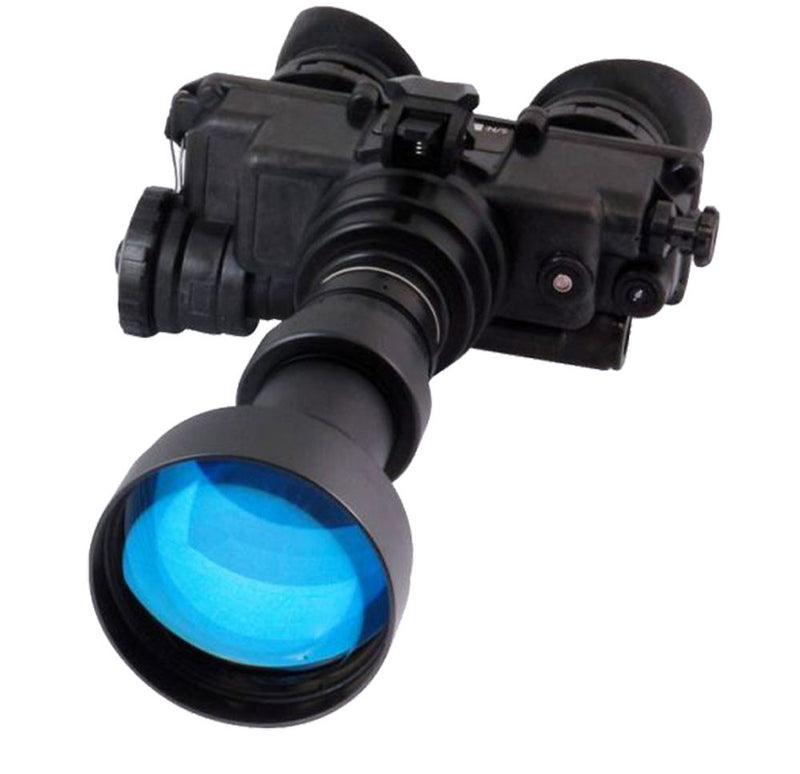 GSCI PVS-7 Gen3 Night Vision Goggles, shown with available 5X Lens