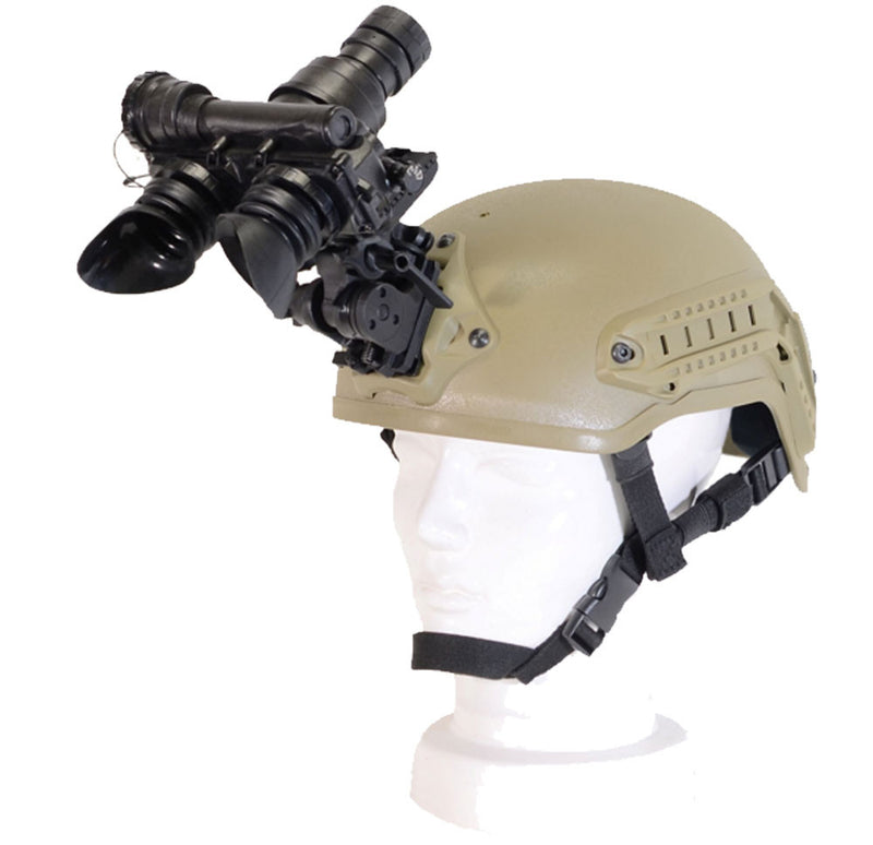 GSCI PVS-7 Gen3 Night Vision Goggles, shown with available Helmet Mount