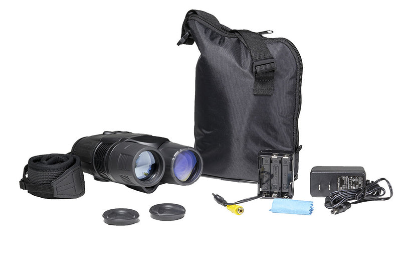 Sightmark Ranger XR 6.5x42 Digital Night Vision Scope, full kit
