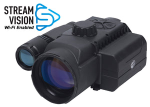 Pulsar Forward F155, Wi-Fi Enabled Digital Clip-On Night Vision Attachment