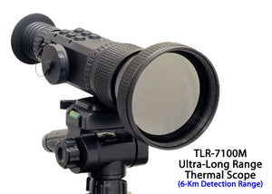 GSCI TLR-7100M Ultra Long-Range Thermal Scope, 5-mile range