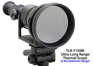 GSCI TLR-7150M Ultra Long-Range Thermal Scope, 9-mile range