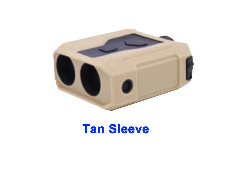 Newcon LRM-3500M Laser Range Finder Monocular, Tan Sleeve shown
