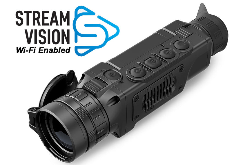 Pulsar Helion XQ30F Wi-Fi Enabled Thermal Imaging Scope
