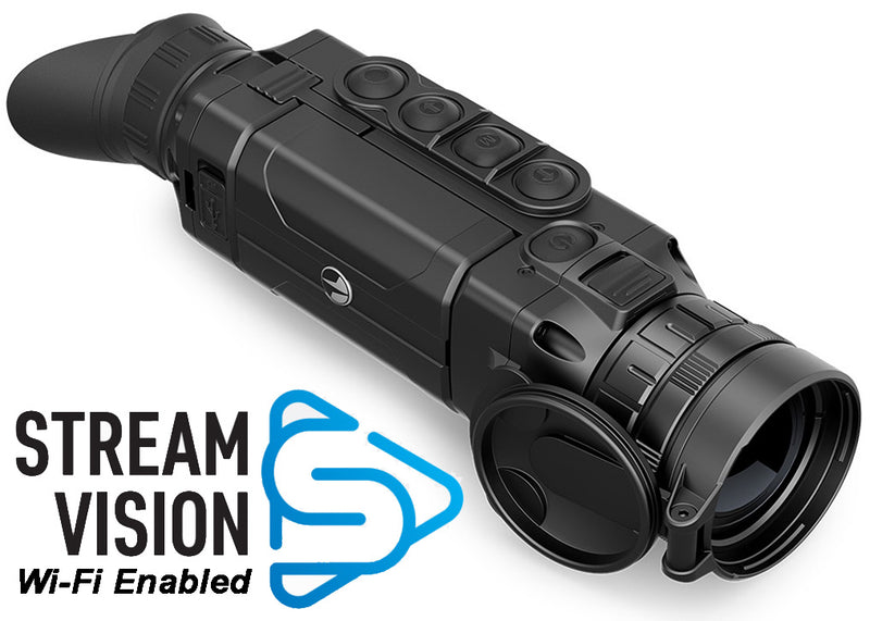 Pulsar Helion XQ38F Wi-Fi Enabled Thermal Imaging Scope