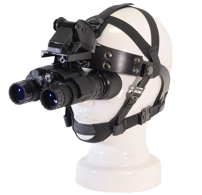 GSCI PVS-31C Dual-Tube Gen3 Night Vision Goggles. Exportable and ITAR-free.