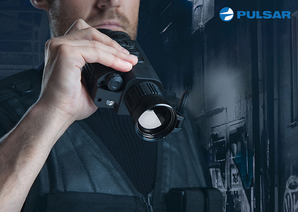 Pulsar Quantum Series Thermal Imaging Scopes. LD19A / HD19A / LD38S / XD50A