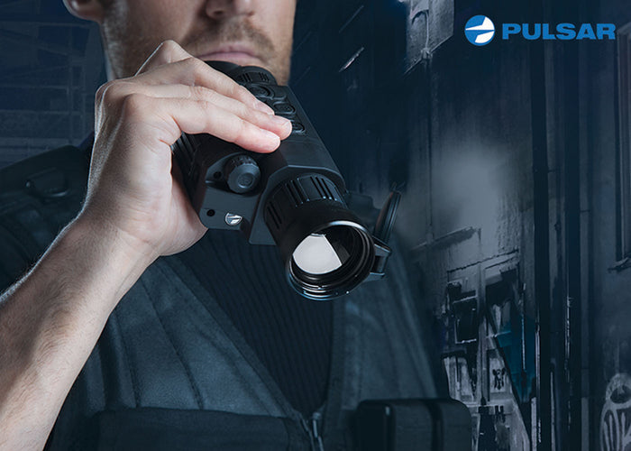 Pulsar Quantum Series Thermal Imaging Scopes | LD19A | HD19S | XD38A