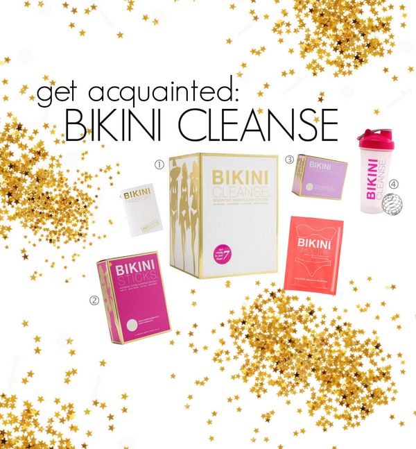 Get Acquainted: Bikini Cleanse