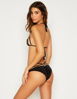 Gunpowder and Lace Skimpy Bottom - Black