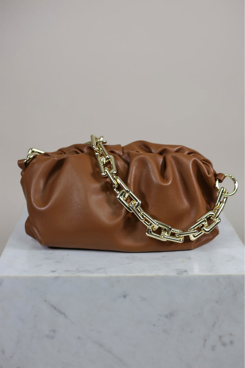 Naiomi Purse - Chesnut