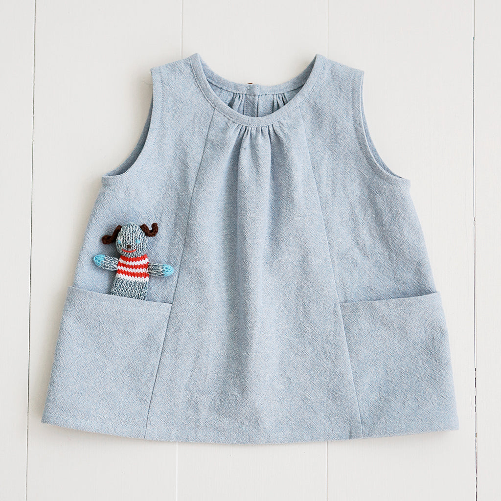 Baby and Child Smock Top and Dress