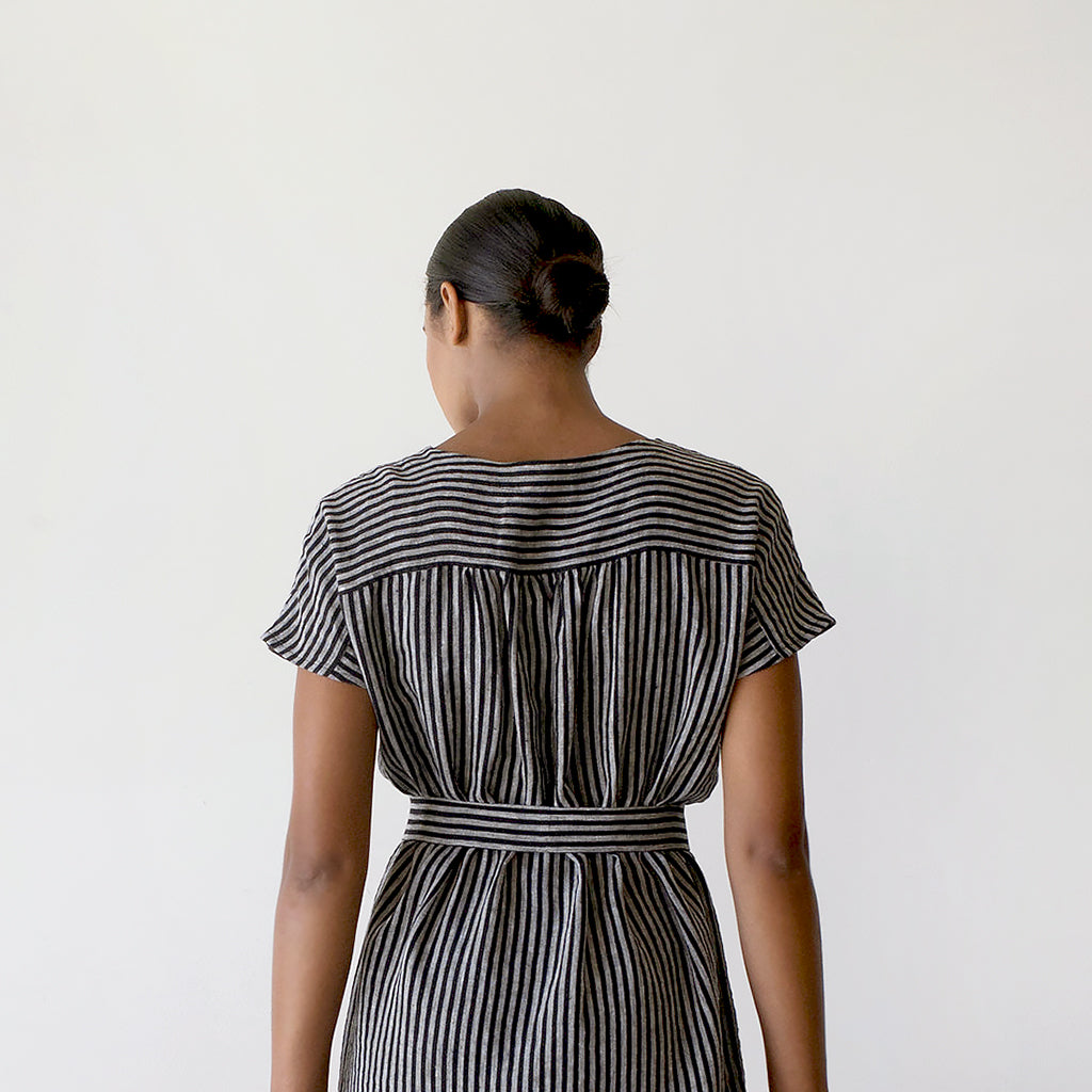 Shift Dress Top Sewing Pattern Wiksten