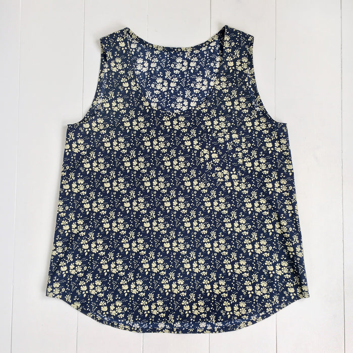 Simple Women's Tank Top Sewing Pattern