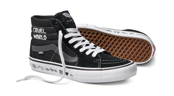 VANS x CULT / Video & Shoes