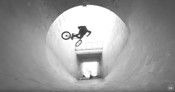 DIG BMX / corey walsh video part
