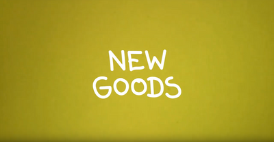 NEW GOODS / frame promo