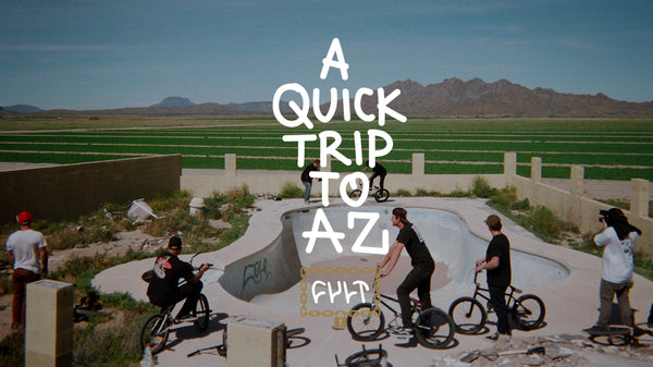 AZ / Turn Off, Tune Out, Drop in