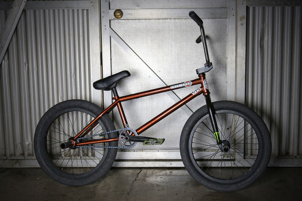 DAKOTA ROCHE / BIKE CHECK