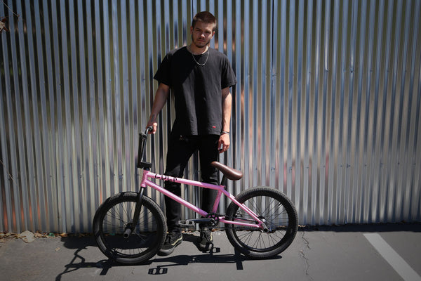 GRANT GERMAIN / BIKE CHECK