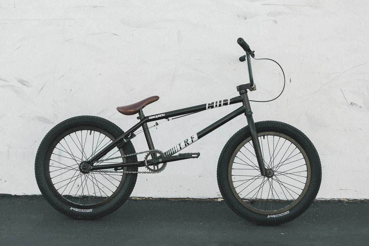 Nick Tellez / Bike Check