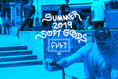 SUMMER 2019 SOFTGOODS