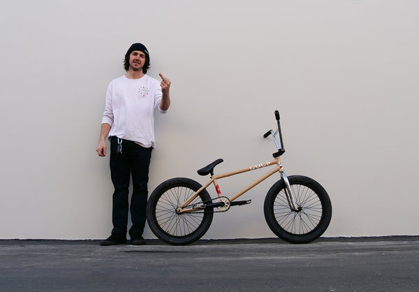 BIKE CHECK / Corey Walsh