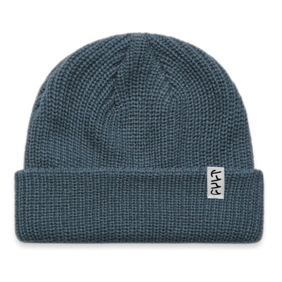 Ribbed Nightwatch Cap/ blue