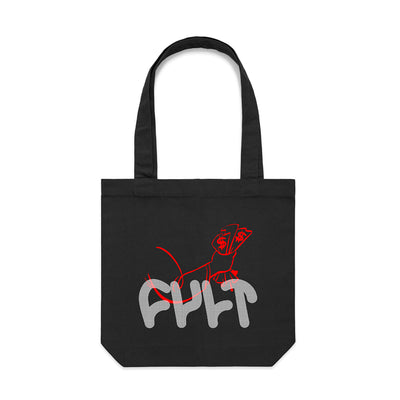 Cash Grab Tote Bag