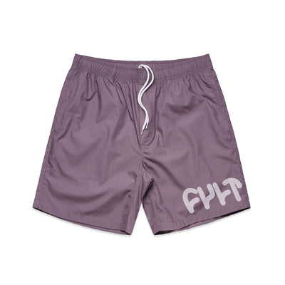 Chiller Shorts / purps