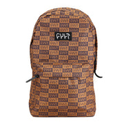 Designer Backpack / brown