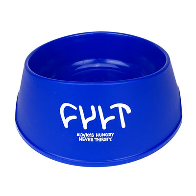 Dog Bowl / blue