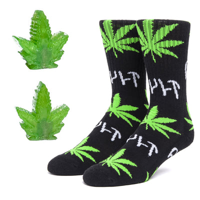 Flower Valve Cap + HUF Socks KIT