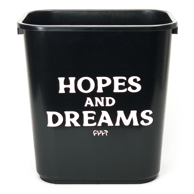 Hopes & Dreams Trash Can