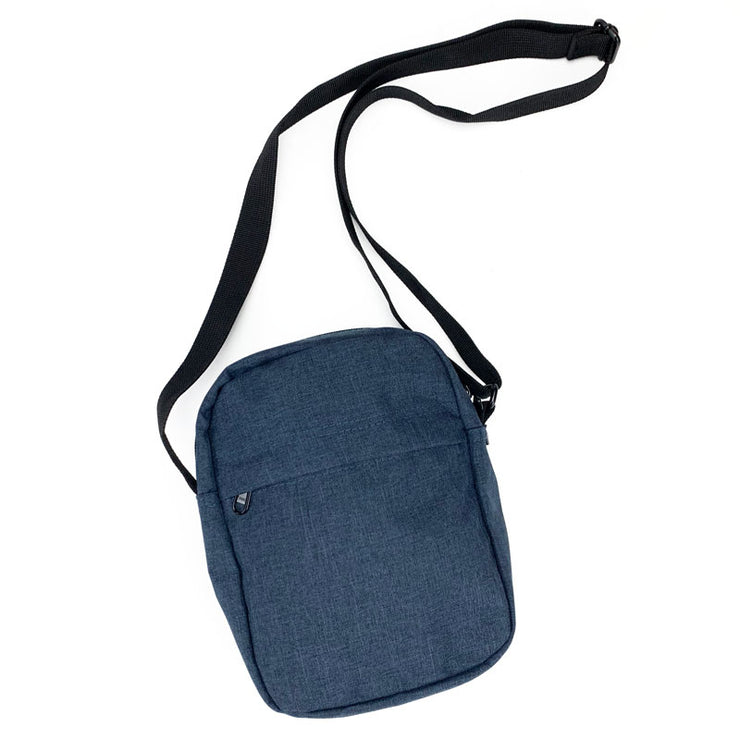 Shoulder Pack / blue