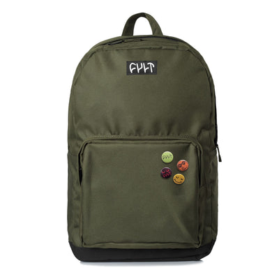 Skool Bag / green