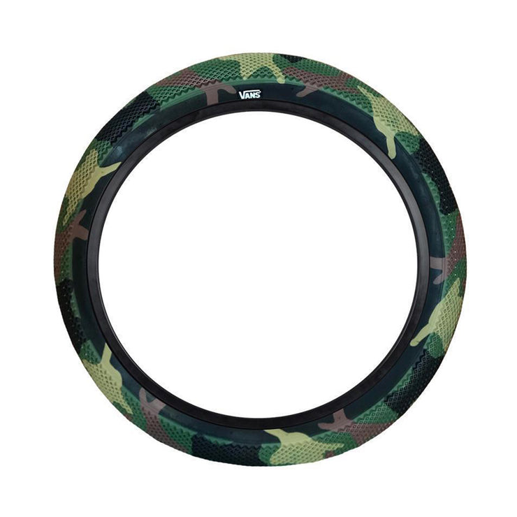 "Vans x Cult Tire 20"" / green camo (single)"