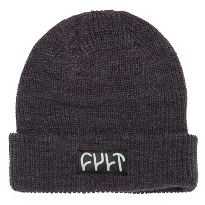 Witness Beanie / charcoal